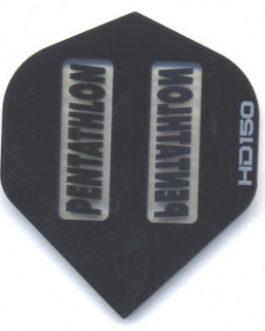 Pentathlon zwart 150 micron