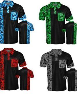 Designa Code 4 Dartshirts 4 kleuren