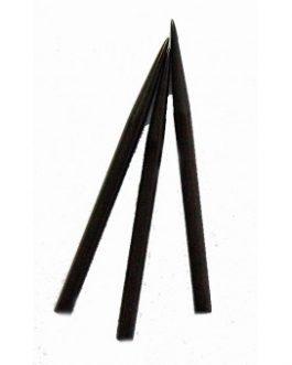 Steel Dart Punten Zwart