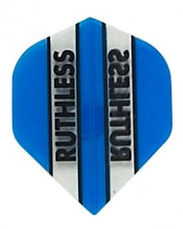 Light Blue Clear Panels Ruthless