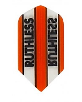 Orange Clear Panels Slim Ruthless