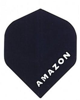 Solid Black Amazon