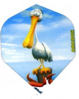 Cartoon Pelican Amazon