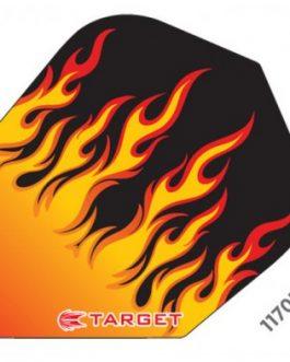 Target PRO-117050 Black Gold Flames