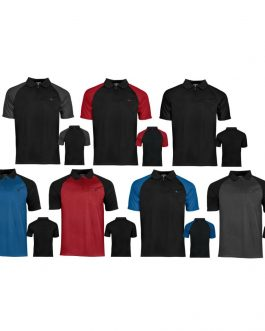 Mission EXOS Cool SL Dart Shirt 7 Kleuren maat S-5xl Dart Polo Shirt