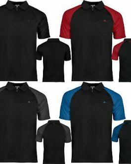 Mission EXOS Cool SL Dart Shirt 7 Kleuren maat S-5xl Dart Polo Shirt
