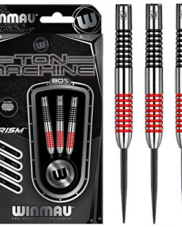 Winmau Ton Machine 80% Dartpijlen 22-24-26 Gram