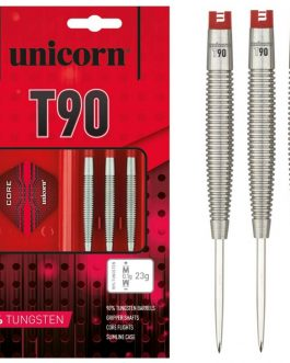 Unicorn T90 Core XL 90% Dartpijlen 23-25 Gram