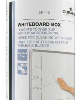 Whiteboard Wipe Box 100pcs