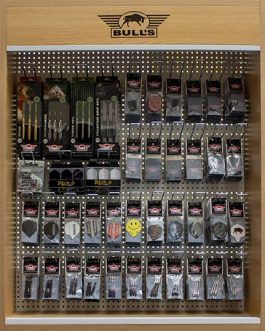 Bull's Display Cabinet 1 80x60x18 cm