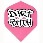 Datadart dartbitch Roze