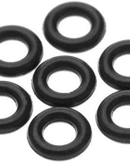 Rubber ringetjes 6 stuks