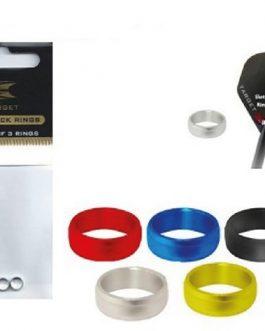 Target Slot Lock Flight Ring 5 kleuren