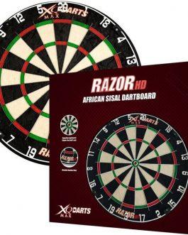 XQ Max Razor HD dartbord