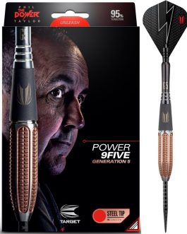 Phil Taylor Power 9FIVE Gen.5 95%